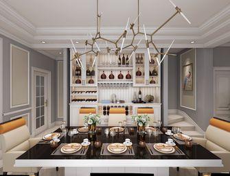 120平米一居室欧式风格餐厅装修图片大全