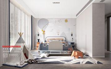 140平米别墅中式风格儿童房装修图片大全