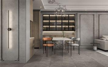 140平米四室两厅法式风格餐厅装修效果图