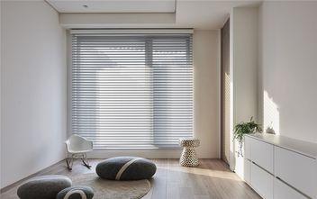 90平米三室两厅现代简约风格阳光房图