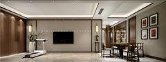 140平米复式中式风格健身室欣赏图
