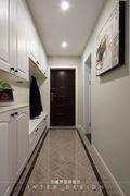 90平米三室两厅美式风格储藏室装修图片大全