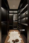 140平米三室两厅其他风格衣帽间装修案例