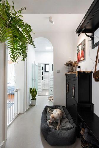 70平米一居室东南亚风格玄关欣赏图