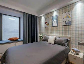 140平米四室两厅现代简约风格儿童房图片大全