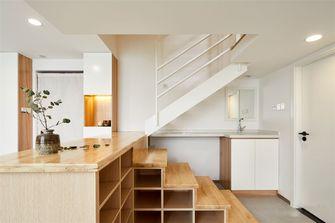 30平米小户型日式风格楼梯间装修效果图