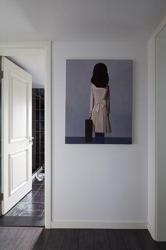 120平米三室两厅混搭风格走廊装修图片大全