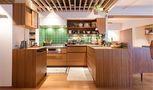 80平米一室一厅日式风格厨房设计图