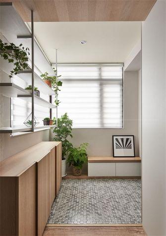100平米三室一厅现代简约风格玄关欣赏图