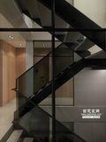 富裕型140平米复式北欧风格楼梯图片大全