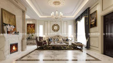 50平米小户型法式风格客厅图