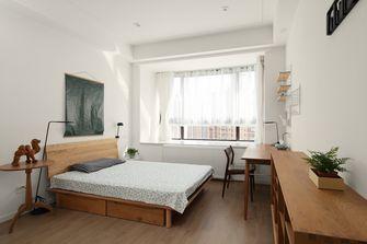 140平米四室两厅北欧风格卧室装修案例
