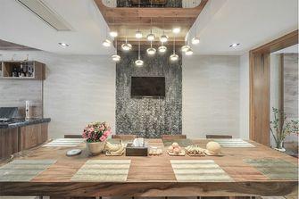 140平米别墅宜家风格餐厅图片
