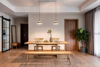 120平米四室两厅日式风格餐厅图片大全