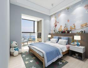 90平米現代簡約風格臥室圖片大全