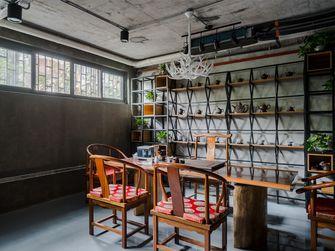 富裕型140平米复式中式风格储藏室设计图