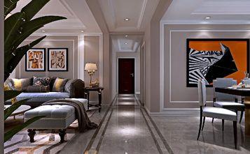 140平米三室一厅美式风格走廊效果图