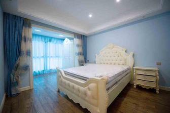 10-15万140平米复式欧式风格卧室装修案例