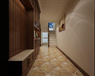 60平米一室一厅美式风格走廊装修效果图