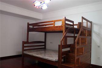 140平米一室两厅欧式风格儿童房欣赏图