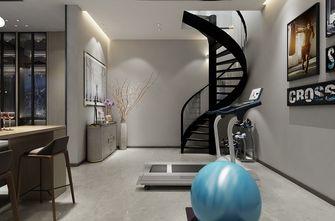 140平米三室两厅现代简约风格健身室效果图