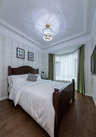 140平米四室两厅美式风格卧室设计图