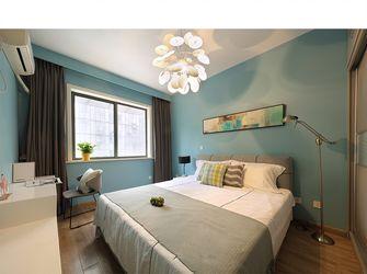 50平米公寓地中海风格卧室装修效果图