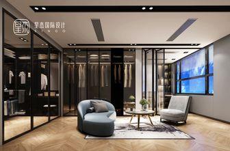 140平米四室三厅现代简约风格衣帽间设计图