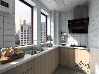 110平米三室一厅新古典风格厨房装修效果图