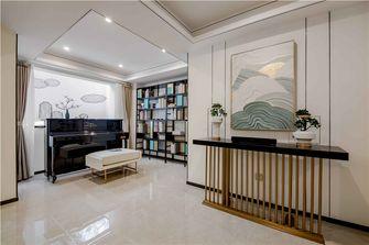 110平米三室两厅中式风格书房图