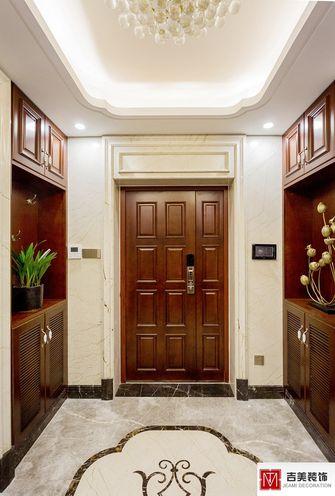 120平米三室两厅欧式风格玄关图片大全