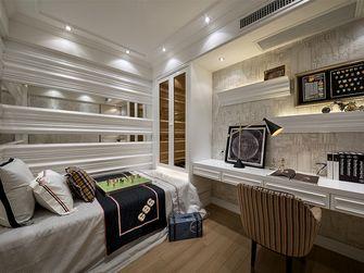 经济型80平米三室一厅现代简约风格卧室装修图片大全