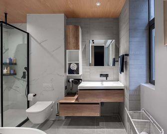 140平米四室三厅现代简约风格卫生间图