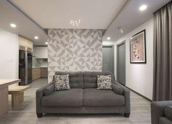 100平米现代简约风格客厅沙发装修图片大全