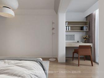 140平米三室一厅现代简约风格卧室装修案例
