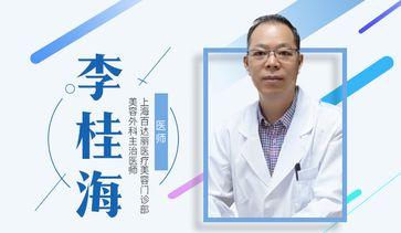 李桂海医师风采