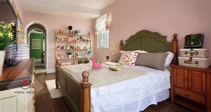 90平米地中海风格儿童房图片