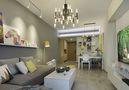 120平米三宜家风格客厅装修效果图
