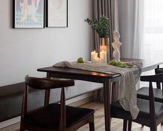 130平米三室两厅日式风格餐厅欣赏图