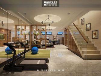 140平米别墅北欧风格健身室装修图片大全