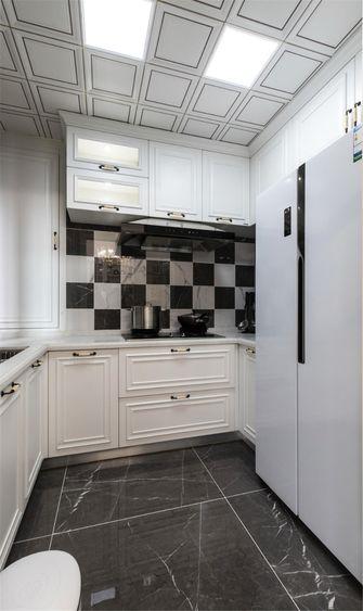 140平米四室两厅欧式风格厨房设计图