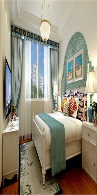 120平米一居室地中海风格卧室图片