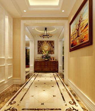 140平米四美式风格走廊图片大全