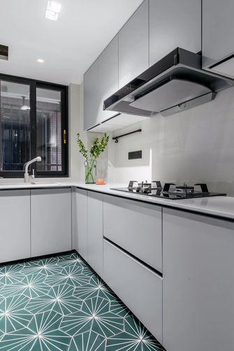100平米三室两厅北欧风格厨房装修效果图