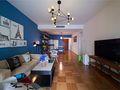 50平米一室两厅宜家风格客厅欣赏图
