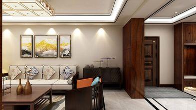 100平米三室三厅中式风格客厅效果图