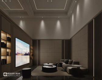 140平米复式法式风格影音室图片大全