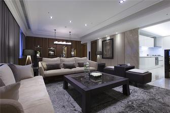 130平米三室两厅其他风格客厅图片