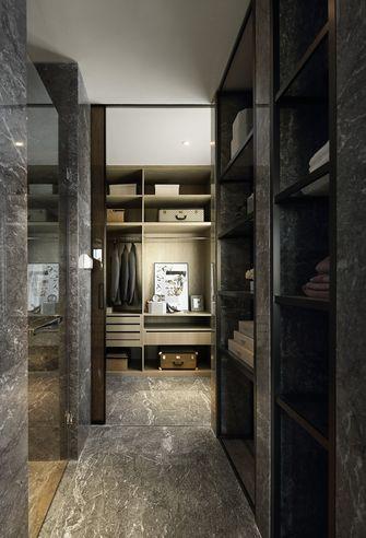 140平米四室一厅中式风格衣帽间图片