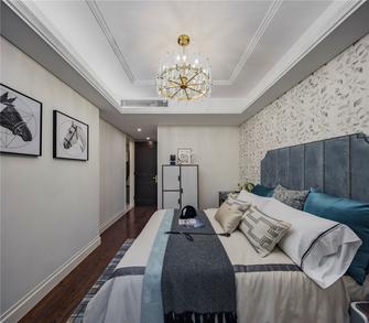 130平米四室三厅欧式风格卧室装修效果图